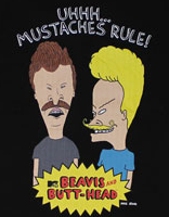 Indeed! Mustaches Do Rule! by RetardedAndProud