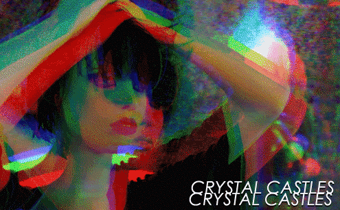 Crystal Castles! :3 by RetardedAndProud