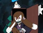 Klonoa Y Momo by dayana20