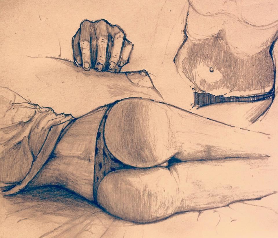 Lady Bits - Study by STDrex