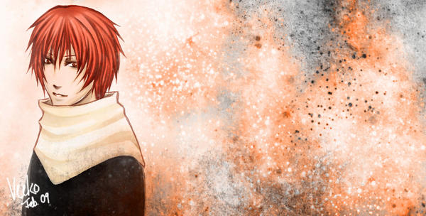 Naruto: Young Sasori by Veeko