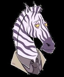 bobo the angsty zebra by malibu-hyung