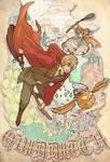 hetalia WFC- Quidditch