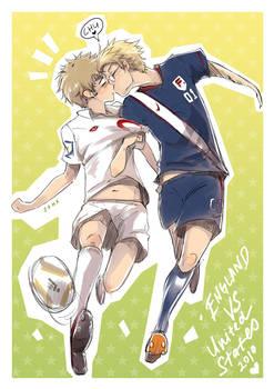 England+USA World Cup 2010