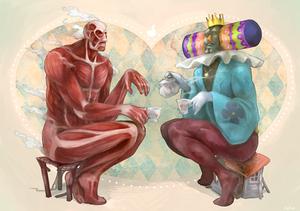 Tea Time Titans!