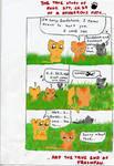 Warrior cats.. The weird truth