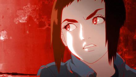 Sgt. Kusanagi Motoko   Ghost in the Shell Arise