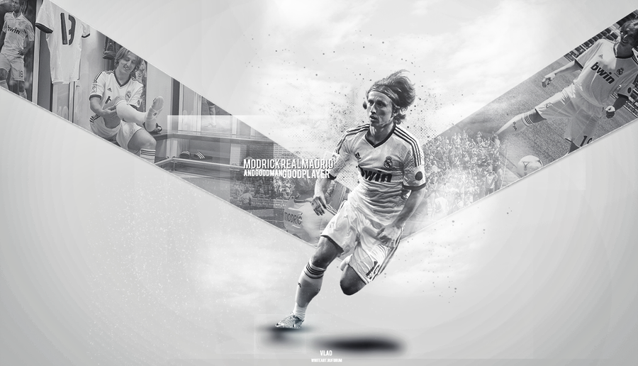 Modric by Gstyle13