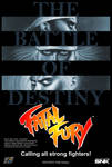 Fatal Fury Reproduction Poster by Ayce78