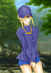 Freia Lawrence - Art of Fighting 3