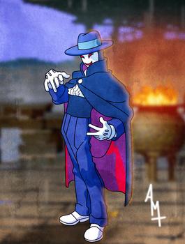 G-Mantle Neo-Geo Mascot