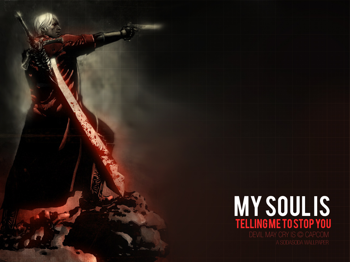 Devil May Cry Dante Background images