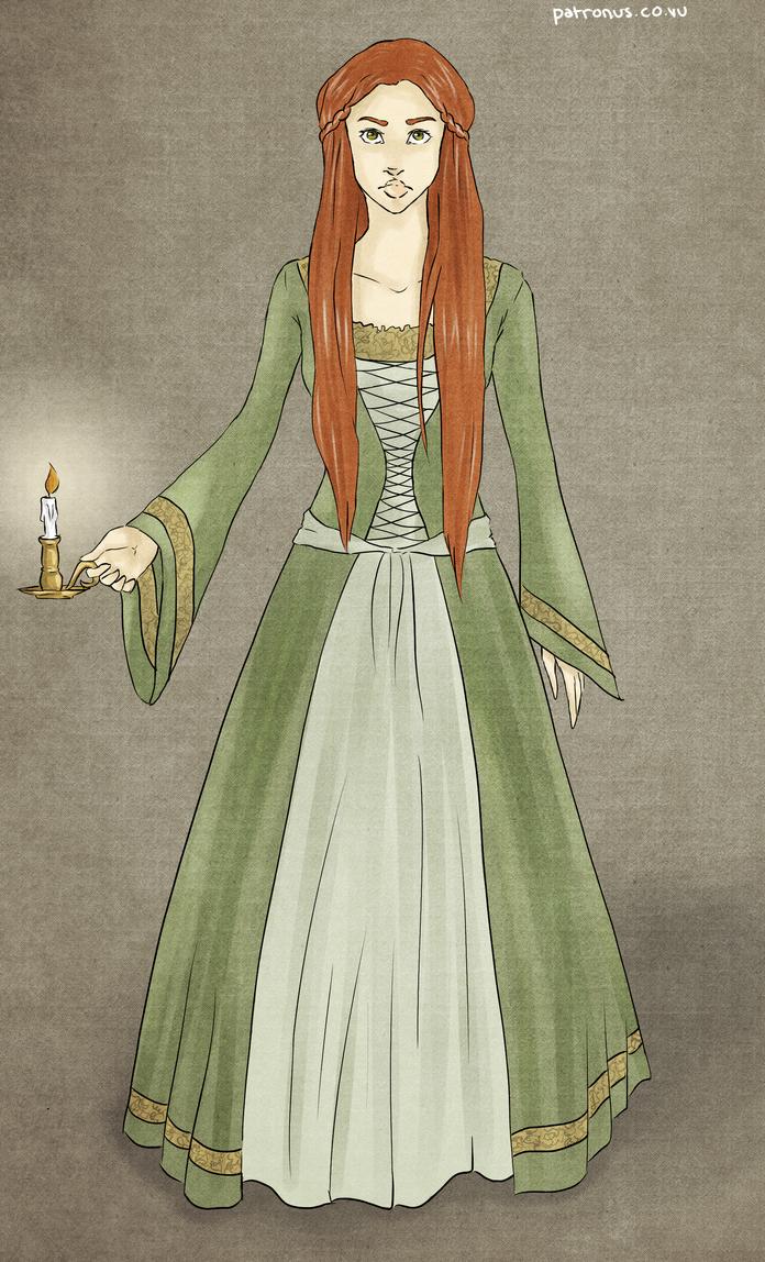 Sansa Stark by Obake-no-Kage