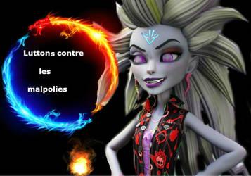Lutton Contre Les Malpolies by flo71wizart