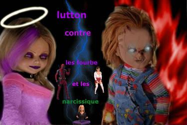 Lutton Contre les fourbe by flo71wizart