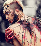 Evil Dryad -back side-