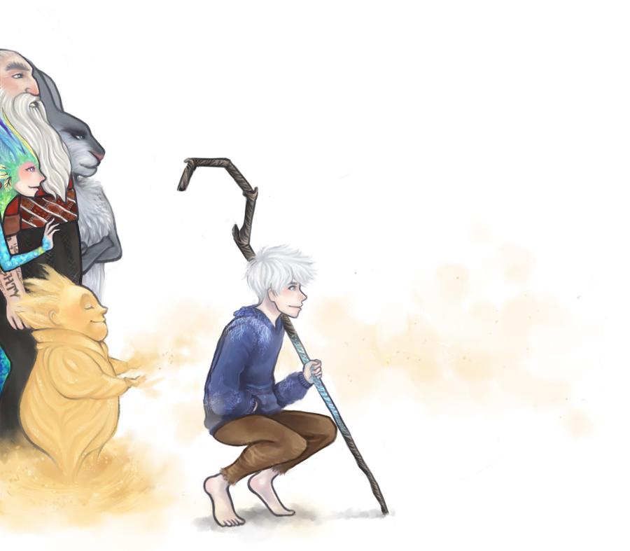 The Guardians by korkoroshi