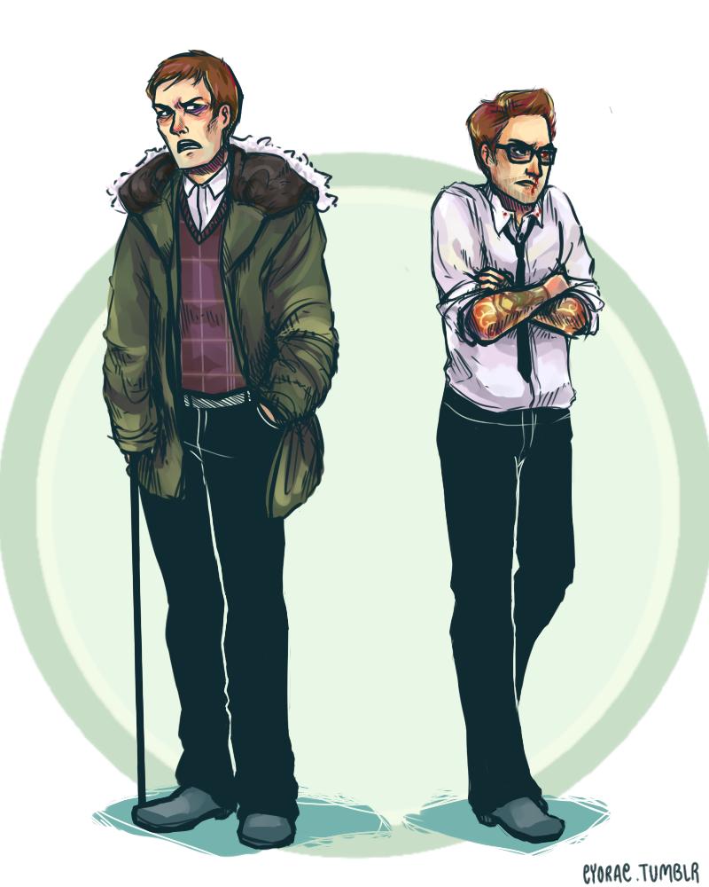 rockstar science boyfriends by korkoroshi