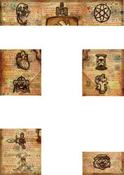 Gravity Falls: The Pages Combined by SpoonOfTheDamned