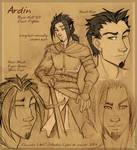 Ardin Sketch Page