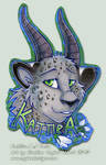 Badge Trade :: Kattira by cybre