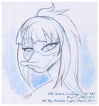 100 Sketch Challenge :: 69