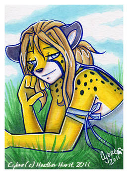 ACEO :: Sunny Cybre