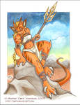Dragon Huntress