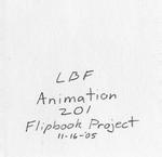 Flipbook Frizbee by EvlBluDrgn
