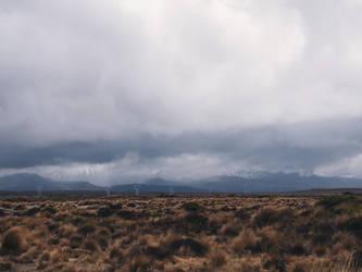 Mt Ngauruhoe by jajwhth