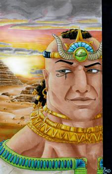 Librarian Sobek Memnon