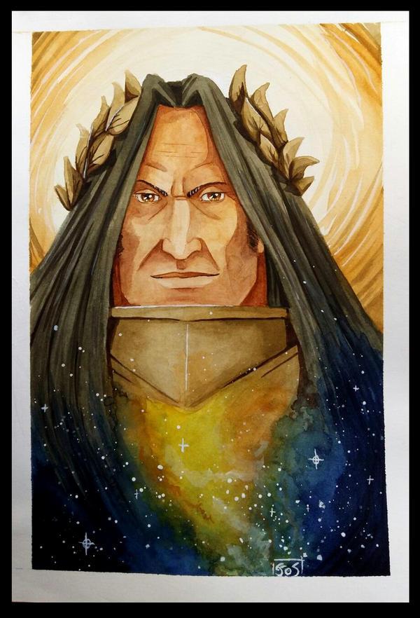 Master of Mankind by LinnScarlett