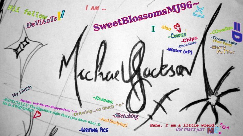 SweetblossomsMJ96's Profile Picture