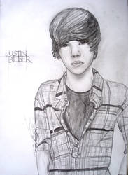 Justin Bieber by SweetblossomsMJ96