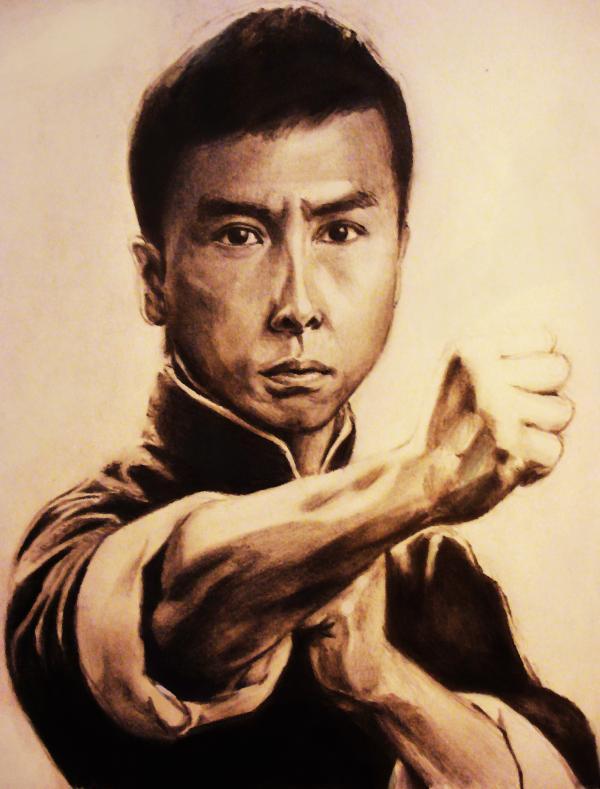 Donnie Yen Ip Man Wallpaper
