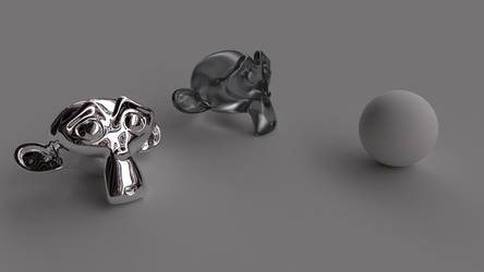 Blender Cycles HDRI lighting by theRealRichard