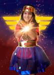 Wonder Woman - Heloisa