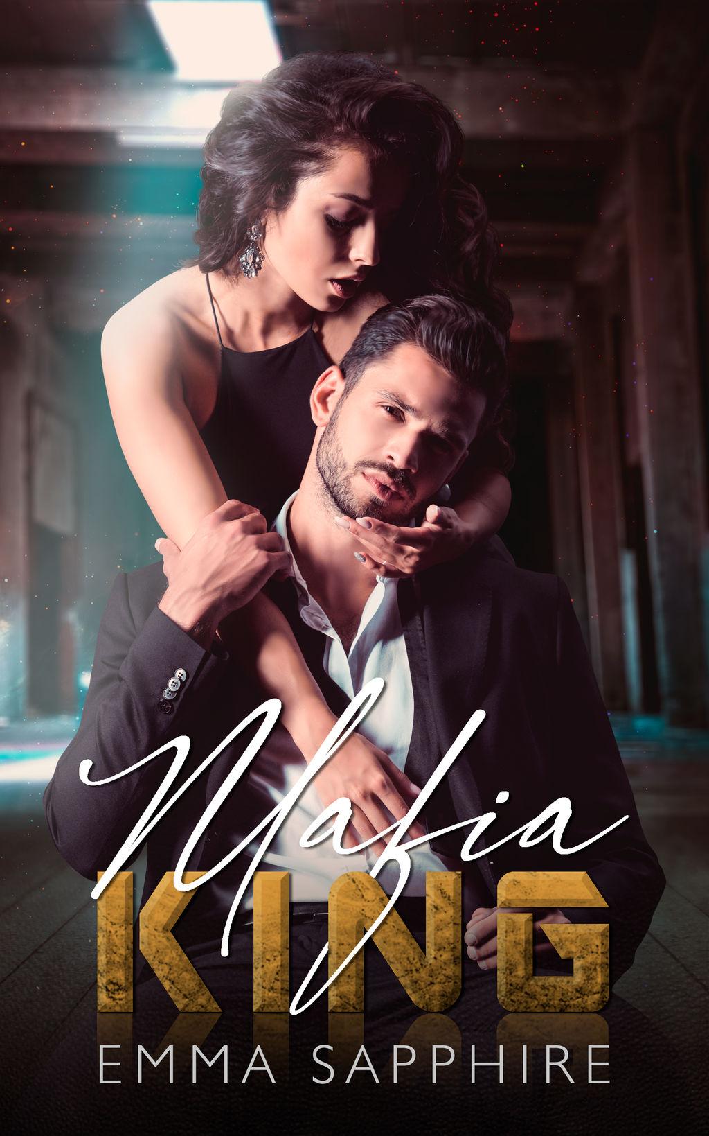 Mafia King - Ebook Cover (SOLD)