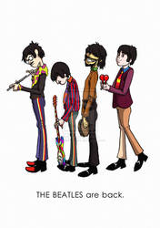 The Beatles Are Back