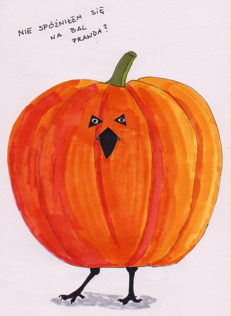 Minievent Halloweenowy by Krrrater
