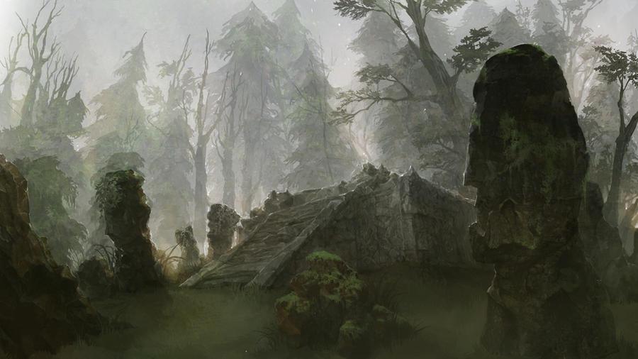 http://fc00.deviantart.net/fs70/i/2012/094/4/b/deserted_altar_in_the_daybreak_forest_by_dmsdud-d4v1gfc.jpg