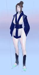 kunoichi wip by dmsdud