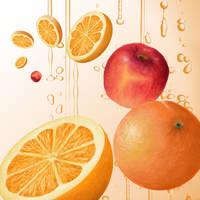fruit sensation by bobiehui