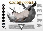 GOLDBLOODS || NIGHTRUN || Kelra || Enforcer