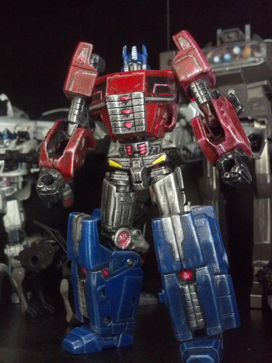 FOC Optimus Prime 1 by seanb47