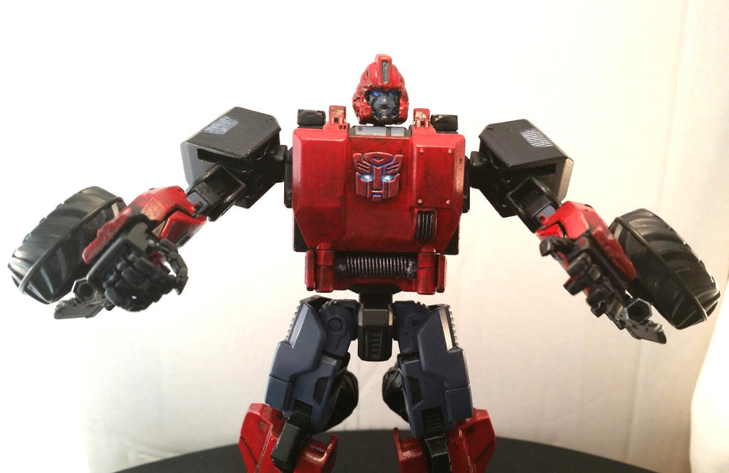 Ironhide 6 by seanb47