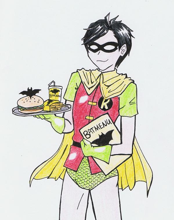 Bat Burgers by Haycle