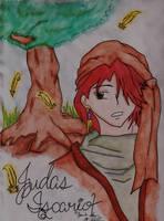 Judas Iscariot -Manga Messiah- by alisterbabeh2006
