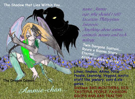 Ammie-chan's I.D. by alisterbabeh2006