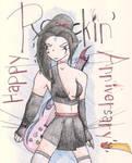 happy rockin anniversary yura